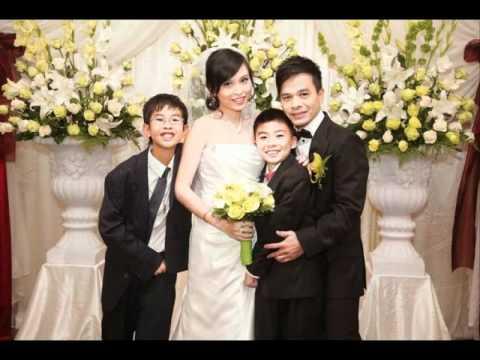 đám cưới nguyên khang - lâm bảo như tại VN