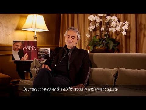 Andrea Bocelli – OH MIO RIMORSO! – La traviata (Commentary)