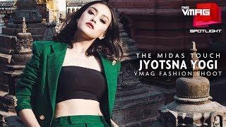 Jyotsna Yogi takes on the 'glamazon' avatar | SCHMITTEN SPOTLIGHT | VMAG