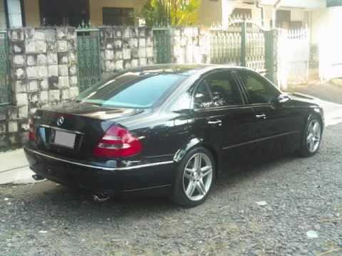 Mercedes benz e240 avantgarde 2004 youtube for E240 mercedes benz