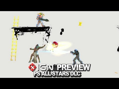 PlayStation All-Stars: Isaac & Zeus DLC Video Preview