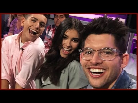 MADISON BEER KISSED JACK GILINSKY ON TOP FIVE LIVE WITH LOHANTHONY & HUNTER MARCH