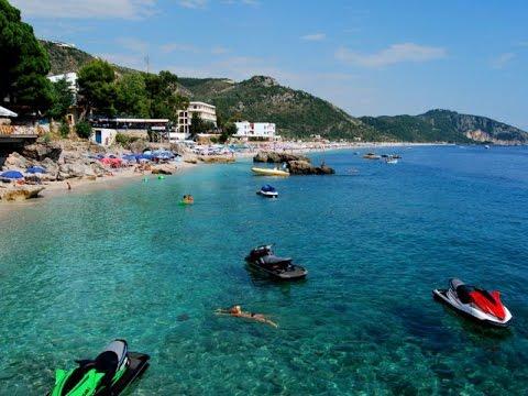 Albania Beaches 2015 Summer Beach Albania Ksamil