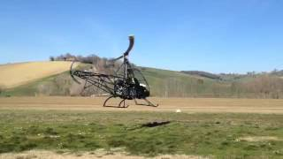 Patriot Helicopter  flight test 8