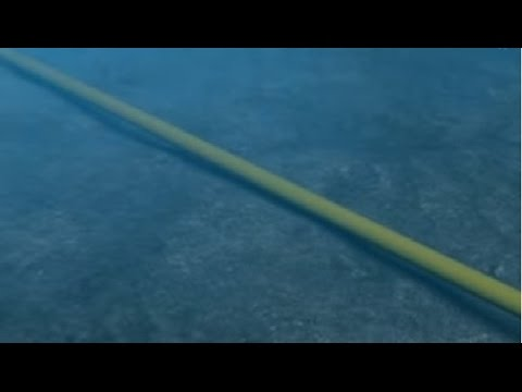 Transient flow in long subsea gas pipelines