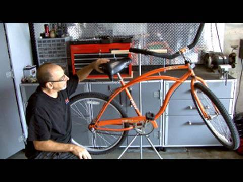 how to fix a bike break
