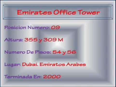 Los 30 Edificios Mas Altos Del Mundo