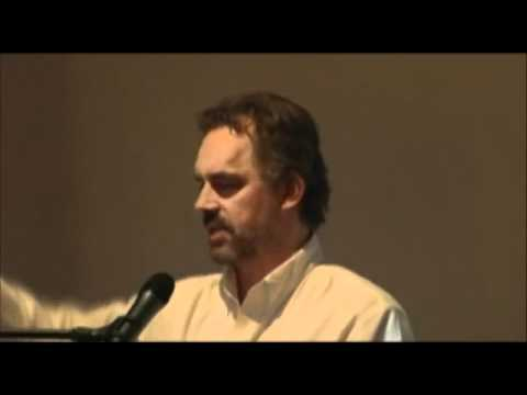 "Dr. Jordan Peterson - ""Self-Deception in Psychopathology"""