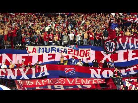 Aguante en la popular / Dim vs Aguilas  / Liga I 2016