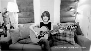 """森恵 - メロディー(玉置浩二カバー)、""""星に願いを(Ballad version)""""のギター弾語り映像を公開 thm Music info Clip"""