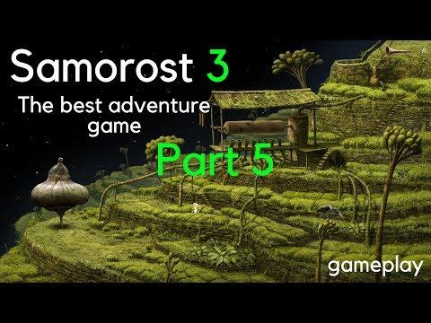 Samorost 3 walkthrough Part 5. The best adventure game.