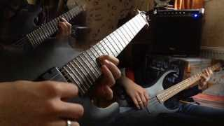 Ievan Polkka - Miku Hatsune ( Guitar & Bass Cover + Tabs )