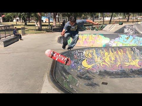 REVIVE! 35: Quadruple Hand Flip On Skateboard!?