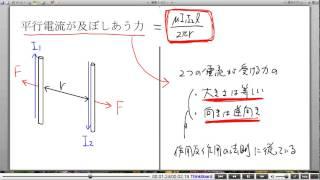 高校物理解説講義:「電流が磁場から受ける力」講義10