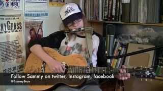 "Sammy Brue - ""The Woody Guthrie Song"" (original material)"
