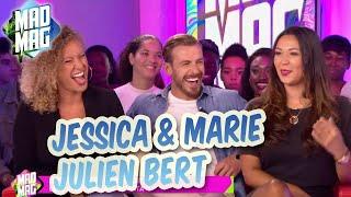 Le Mad Mag du 14/09/2017 avec Julien Bert, Marie & Jessica
