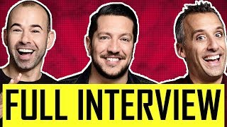 The Impractical Jokers Egg Roulette Punishments Tour Funny Interview By Kevin Durham