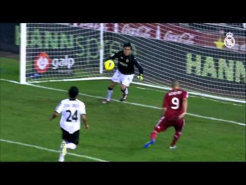 Sergio Ramos goals against Valencia