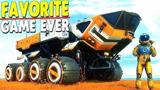 [LIVE🔴] NEW UPDATE ON FAVORITE GAME EVER MADE - Exploring with New Ships | No Man's Sky Gameplay