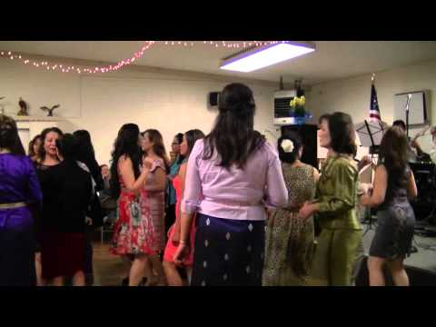 Laos New year 2014 Party. Part 2