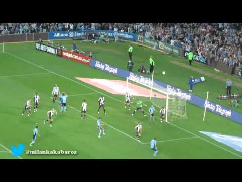 Sydney FC Welcomes Alessandro Del Piero- Video Montage of fans and Del Piero V Newcastle Jets