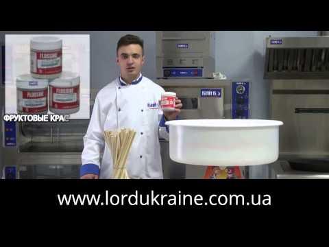 Аппарат для производства сахарной ваты КИЙ-В УСВ 4