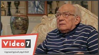 بالفيديو.. رشوان توفيق يروى لـ«حكاوى عمرنا» رؤيته للرئيس السادات فى المنام
