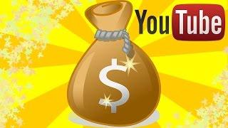 Hur mycket pengar tjänar man på Youtube?