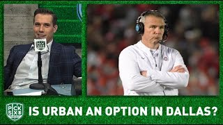Would Urban Mayer return to be Cowboys coach? I Pick Six Podcast