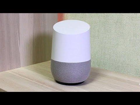 Google Home – умная колонка от Google – плюсы и минусы