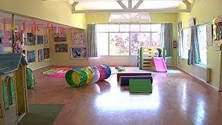 Las diversas opciones de jardines infantiles