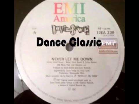 David Bowie - Never Let Me Down (Extended Dance Mix)