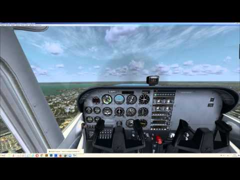 FSX | ADF navigation |  Manual | Tutorial | ADF навигация