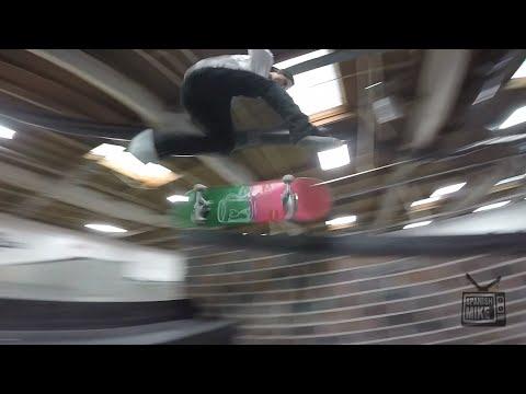 Justin Eldridge Go Pro Clips Vol.3