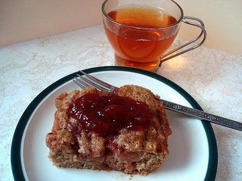 STRAWBERRY RHUBARB COFFEE CAKE, vegan baking, vegetarian