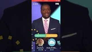 2 winners on HQ Trivia! ($5,000/$2,500) Thursday, 23 May 2019 9p ET