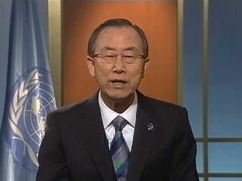 Ban Ki-moon - 1,000 Days to the Deadline of the Millennium Development Goals