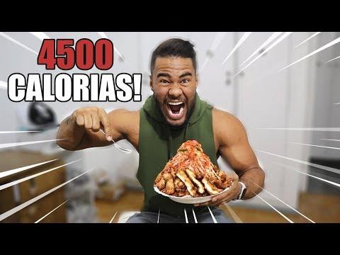 A DIETA DOS 120KG!