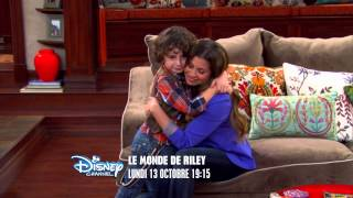 Le Monde de Riley - Lundi 13 octobre à 19h15 sur Disney Channel !