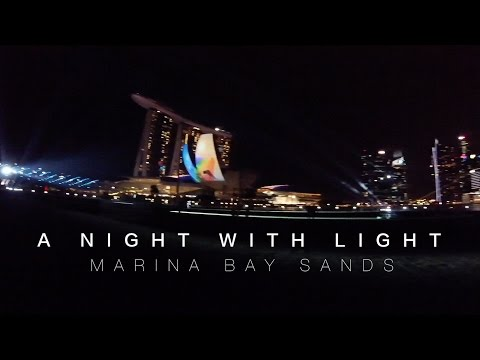 A Night with Light - SINGAPORE