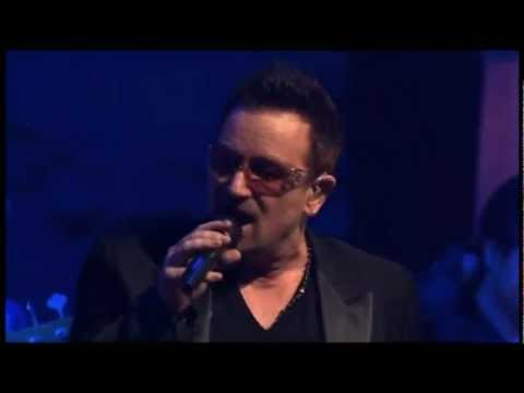 U2News - Stuck In A Moment - Bono & Herbert Grönemeyer