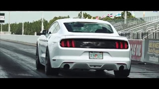 Ford Mustang S550 |  Velgen Wheels VMB9 | Track Day