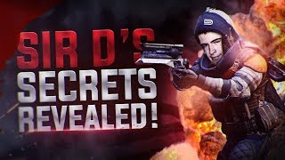Sir Dimetrious EXPOSED | Sniper Only 1V1 Part 2?