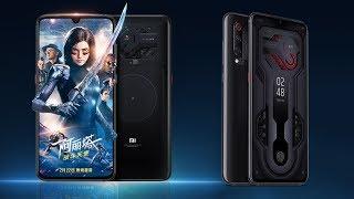 """Xiaomi Mi 9 chính thức: Phiên bản """"trong suốt"""" với 12Gb Ram Rom 256Gb và Snapdragon 855"""