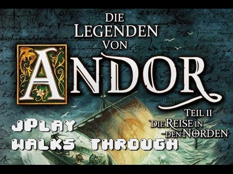 jPlay walks through Andor II: Voyage North - EP1