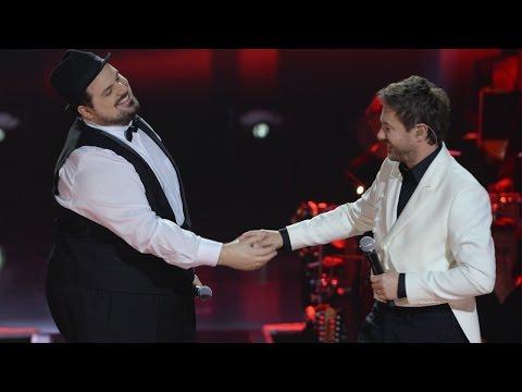 "The Voice of Poland VI - William Prestigiacomo i Andrzej Piaseczny - ""Se Bastasse...""  - Finał"