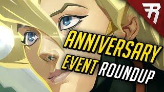 Overwatch Anniversary Event! Monthly News Recap