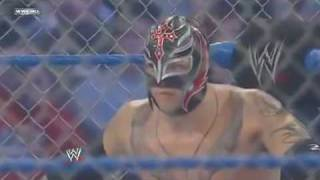Wwe SmackDown Rey Mysterio vs Batista (2010) 1/2
