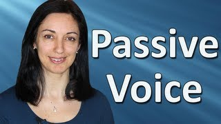 Passive Voice - English Lesson