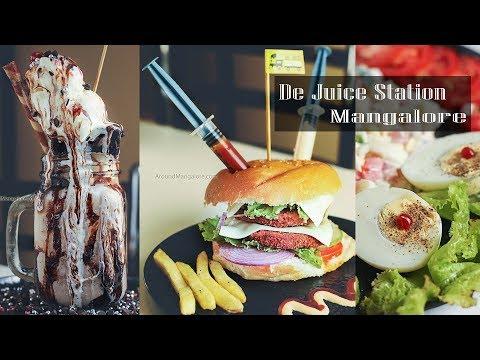 0 - De Juice Station, Morgans Gate, Jeppu
